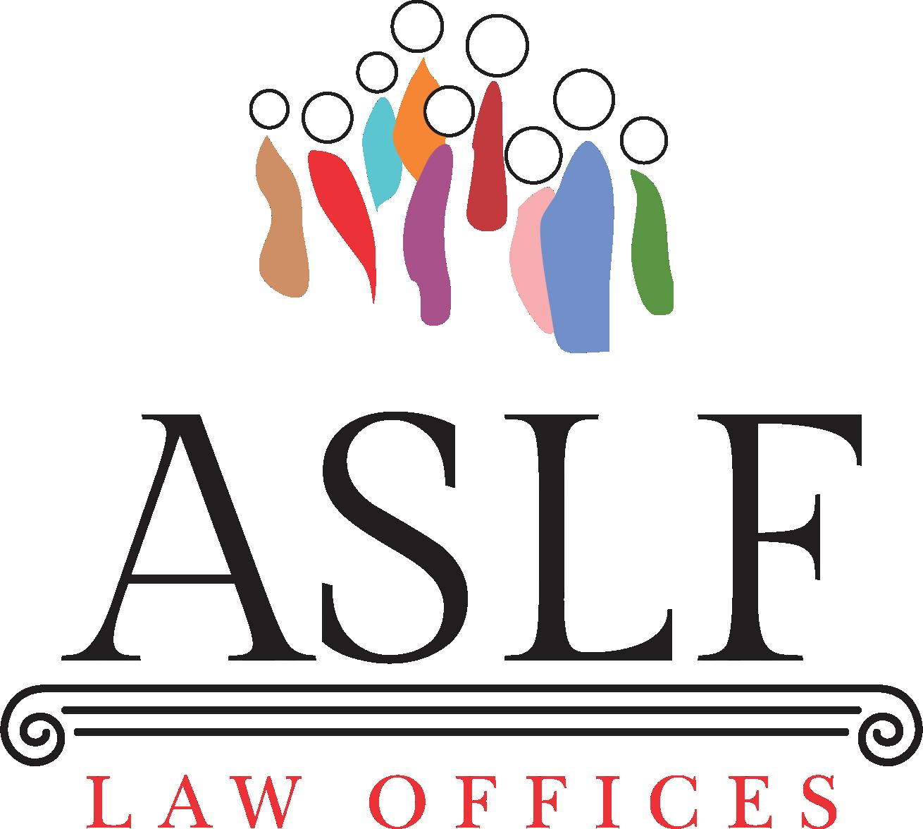 ASLF logo