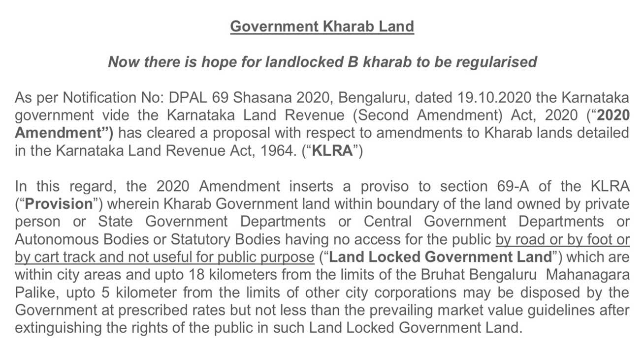 Government-Kharab-Land